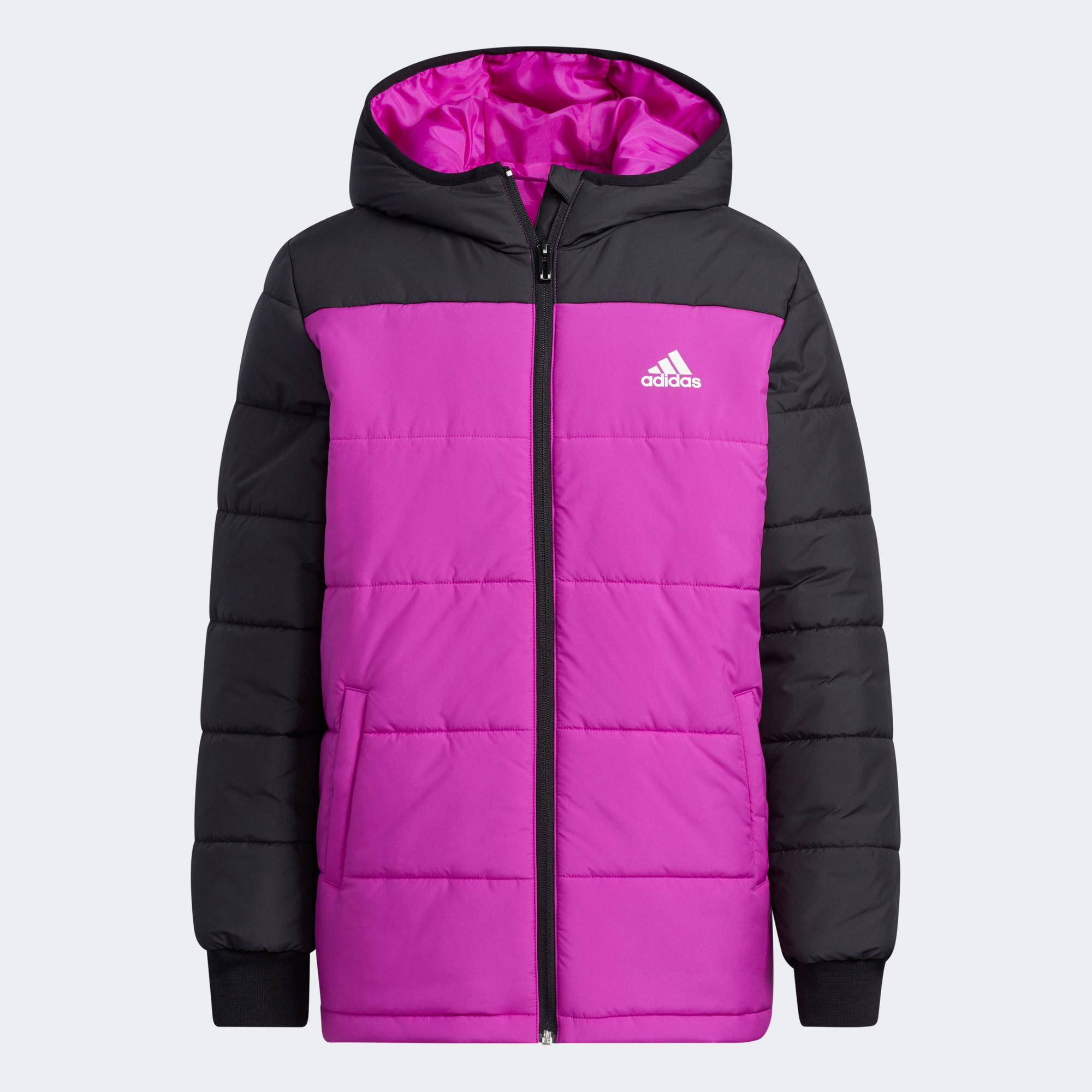 adidas Yk Padded Çocuk Renkli Ceket